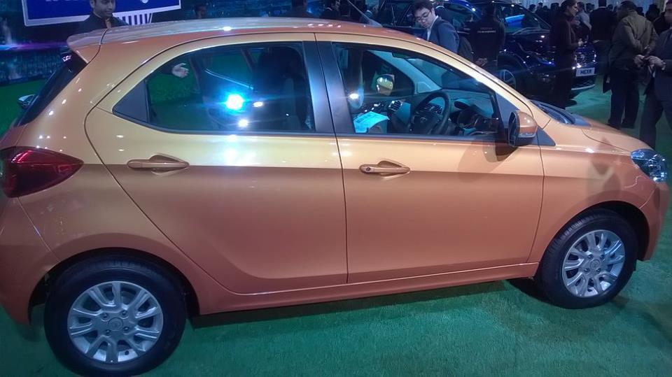 Tata Motors Car Launches In 2017 Tiago Kite Hexa Nexon