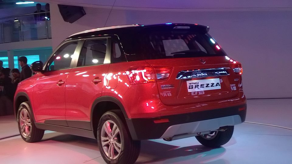 Maruti Suzuki Vitara Brezza Launched Prices Features Specs