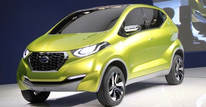 Datsun Redi Go Launch in India. Review Features, Prices, Pictures, Specs