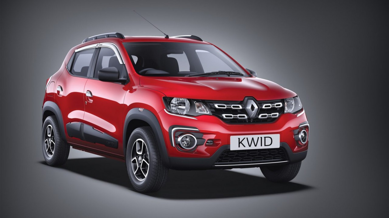 Renault Kwid Rxl Vs Rxt Variant Difference In Interiors