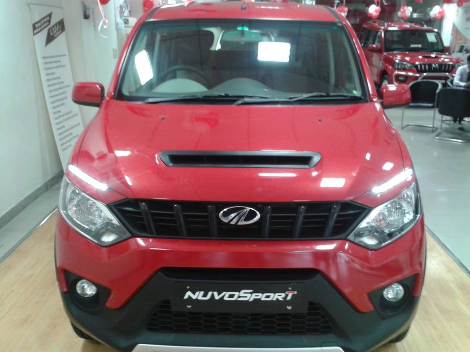 Mahindra NuvoSport Picture Gallery. Interiors and Exteriors of NuvoSport