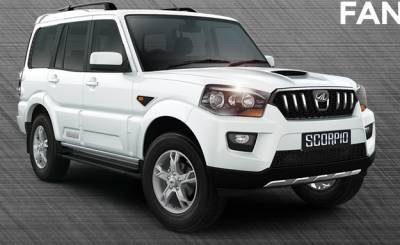 Mahindra Scorpio 2014 Facelift Model Changes Prices