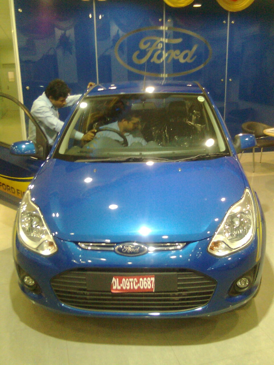 New Ford Figo Images - Exteriors, Interiors, Front and Rear