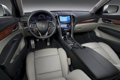 Cadillac ATS 2013 Reviews, Price, Specifications and Pictures