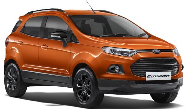 Ford Ecosport Black Edition Launched Prices Pictures Changes