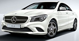 Mercedes Benz CLA photo