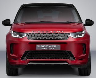 Landrover Discovery Sport photo