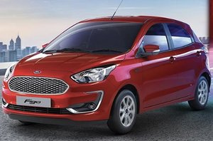 Ford India Introduces Bs Vi Compliant Endeavour Check Out Price