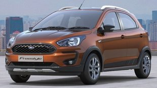 Ford Freestyle photo
