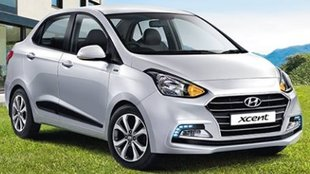 Hyundai Xcent photo