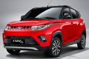 Mahindra KUV100 Nxt photo