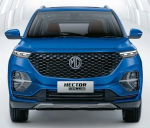 MG Hector Plus photo