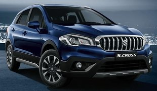 Maruti Suzuki S Cross photo