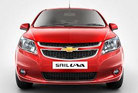 Chevrolet Sail Uva photo