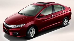 Honda Jazz Photo City