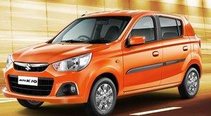 Suzuki Alto Road Tax Price