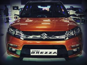 Maruti Vitara Brezza Zdi Plus Top Model Price Features Reviews