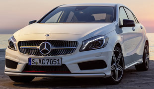 Mercedes Benz A Class photo