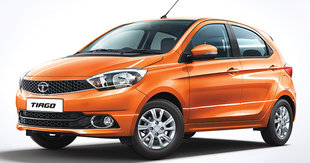 Tata Tiago photo