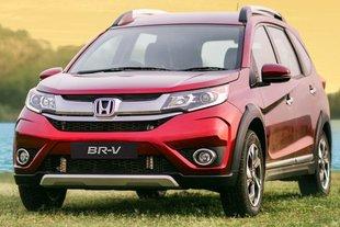Honda Brv Vx Model Top On Road Price Features Specs