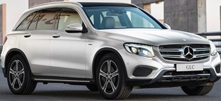 Mercedes Benz GLC photo