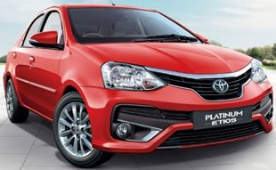 Toyota Etios Platinum V Petrol 2019 Price Features Reviews In India